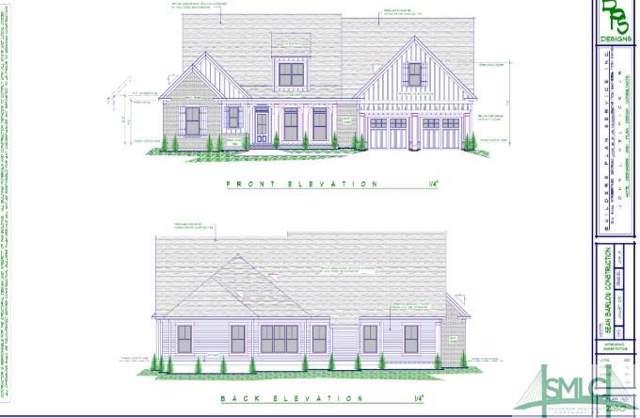 101 Timber Creek Drive, Rincon, GA 31326 (MLS #216987) :: The Arlow Real Estate Group