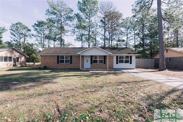 476 Elm Street, Hinesville, GA 31313 (MLS #216995) :: Level Ten Real Estate Group