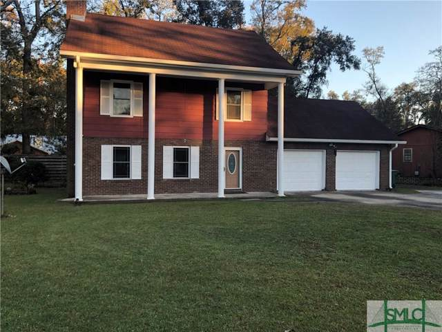 906 Spanish Oak Drive, Hinesville, GA 31313 (MLS #217011) :: The Arlow Real Estate Group