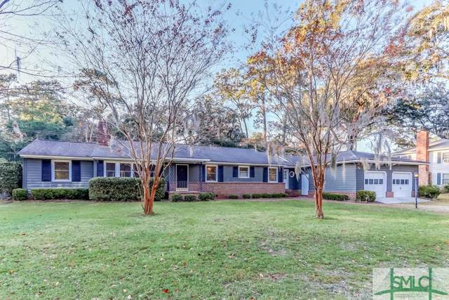 9 Pinewood Avenue, Savannah, GA 31406 (MLS #217015) :: McIntosh Realty Team