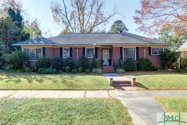 615 E 53rd Street, Savannah, GA 31405 (MLS #217020) :: The Randy Bocook Real Estate Team