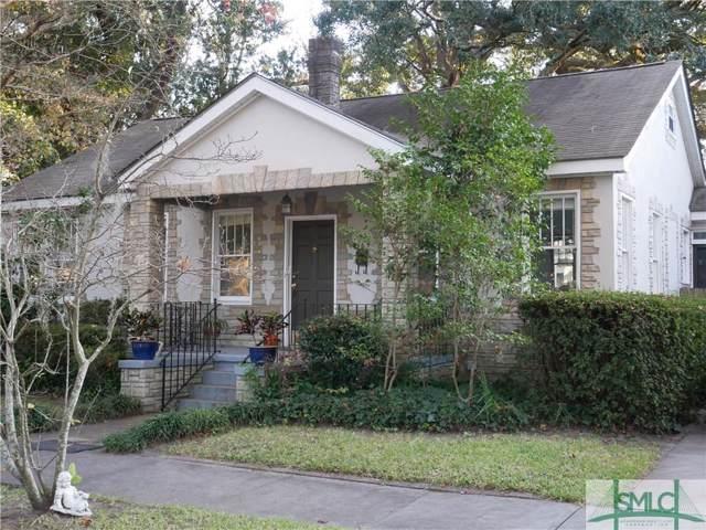 1309 E 50th Street, Savannah, GA 31404 (MLS #217025) :: McIntosh Realty Team