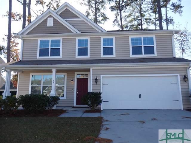 30 Smoke Rise Road, Richmond Hill, GA 31324 (MLS #217026) :: Heather Murphy Real Estate Group