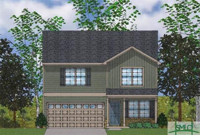 102 Riverwood Road, Pooler, GA 31322 (MLS #217029) :: The Arlow Real Estate Group