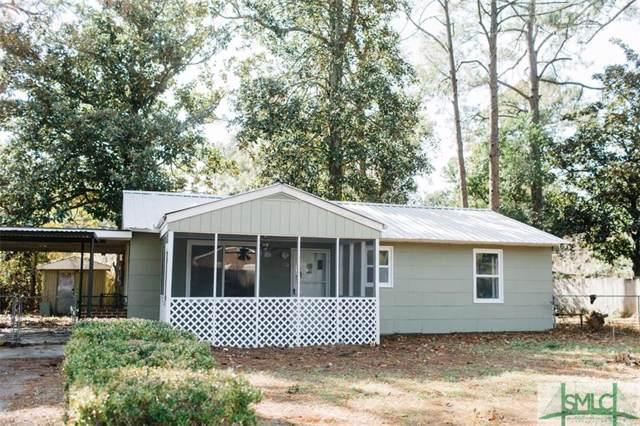 607 Cranman Drive, Savannah, GA 31406 (MLS #217053) :: The Randy Bocook Real Estate Team