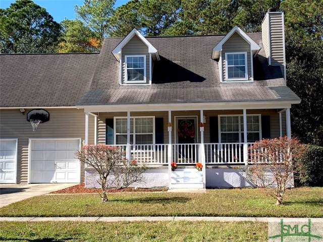49 Leeward Drive, Savannah, GA 31419 (MLS #217057) :: McIntosh Realty Team