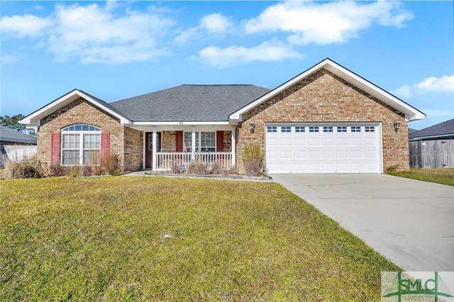 84 Sycamore Way, Midway, GA 31320 (MLS #217071) :: The Arlow Real Estate Group