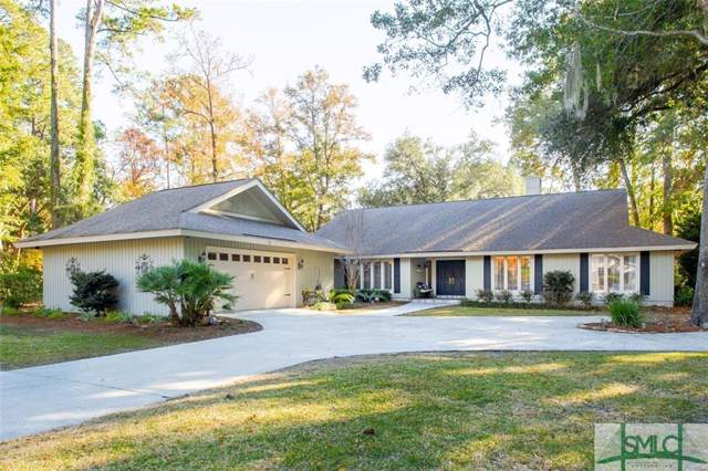 116 Wickersham Drive, Savannah, GA 31411 (MLS #217077) :: The Sheila Doney Team