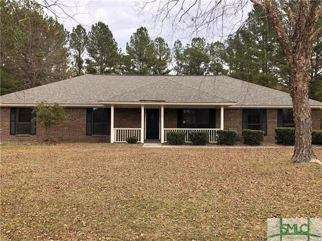 118 Saddle Lane, Guyton, GA 31312 (MLS #217078) :: The Arlow Real Estate Group