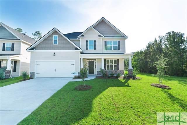 119 Annie Drive, Guyton, GA 31312 (MLS #217091) :: The Randy Bocook Real Estate Team