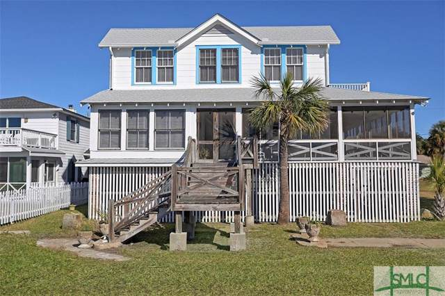 1511 Chatham Avenue, Tybee Island, GA 31328 (MLS #217093) :: The Arlow Real Estate Group