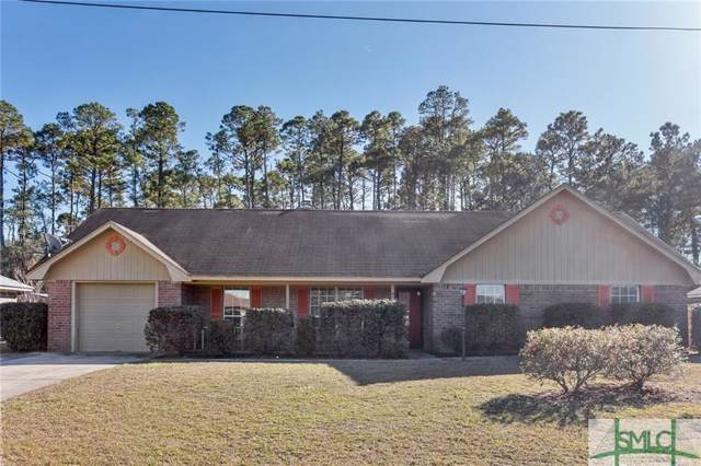 927 Highland Drive, Hinesville, GA 31313 (MLS #217102) :: The Arlow Real Estate Group