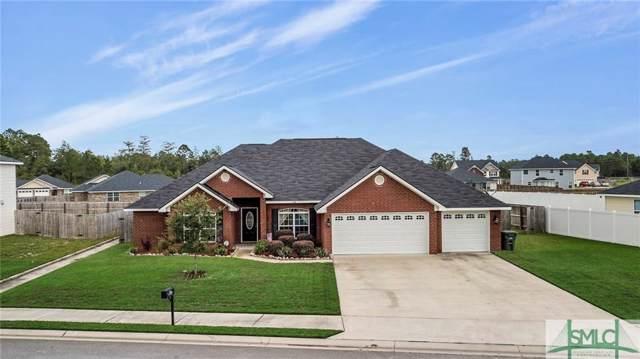 1116 Creekside Drive, Hinesville, GA 31313 (MLS #217105) :: The Arlow Real Estate Group