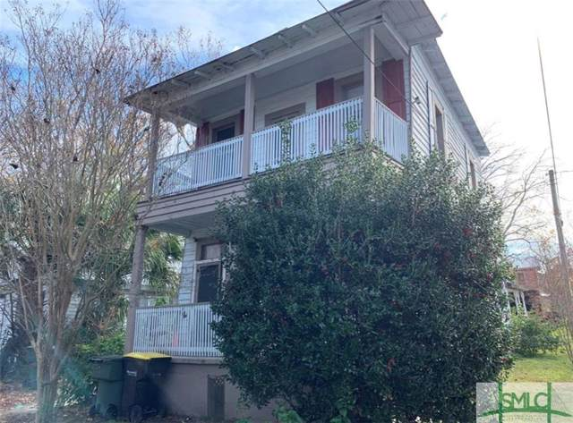 1001 Wolf Street, Savannah, GA 31401 (MLS #217116) :: McIntosh Realty Team