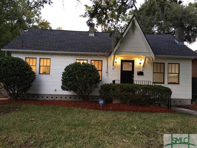 1322 E 41st Street, Savannah, GA 31404 (MLS #217117) :: McIntosh Realty Team