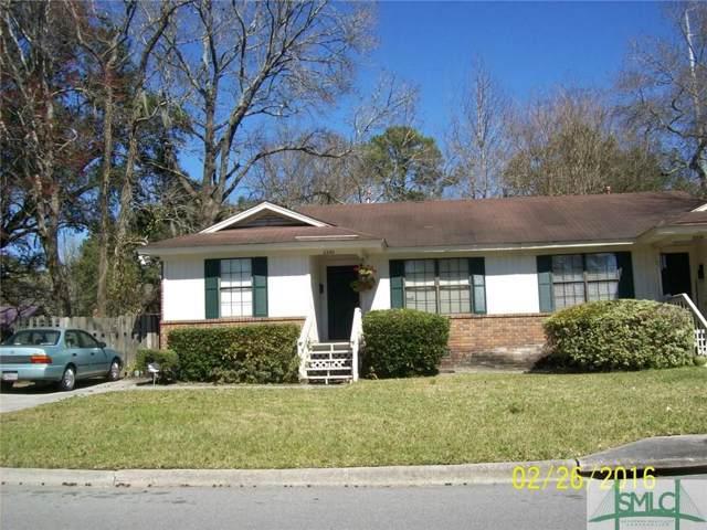 2332 E 43rd Street E, Savannah, GA 31404 (MLS #217129) :: Liza DiMarco