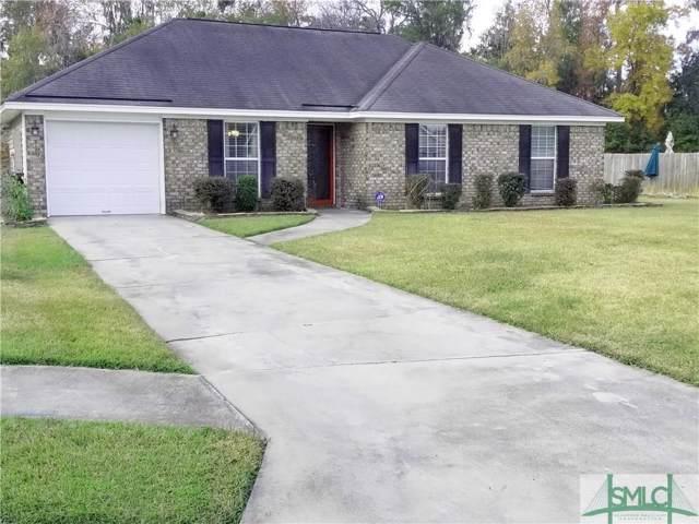 182 Mills Run Drive, Savannah, GA 31405 (MLS #217134) :: Liza DiMarco
