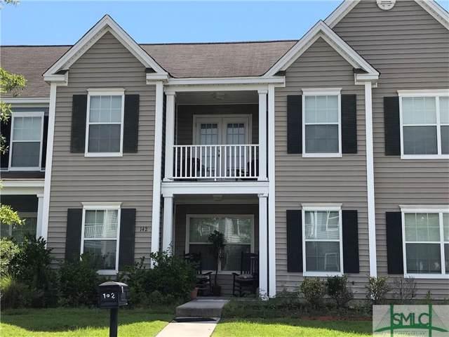 142 Fairgreen Street, Savannah, GA 31407 (MLS #217145) :: The Arlow Real Estate Group