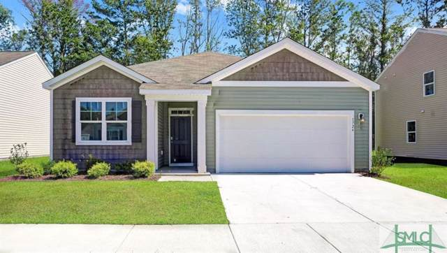 111 Troupe Drive, Pooler, GA 31322 (MLS #217149) :: Heather Murphy Real Estate Group