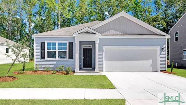 115 Troupe Drive, Pooler, GA 31407 (MLS #217150) :: Heather Murphy Real Estate Group