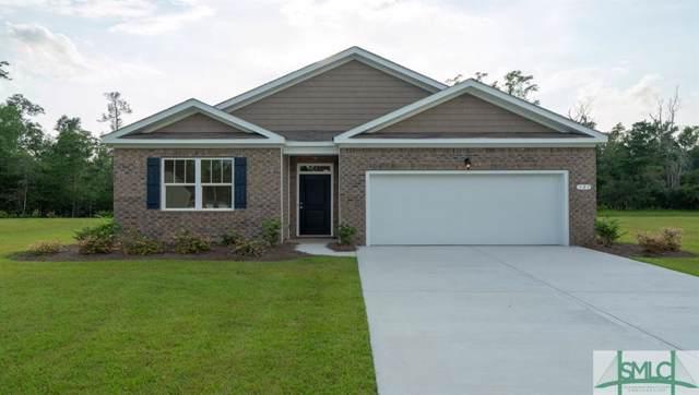 107 Troupe Drive, Savannah, GA 31407 (MLS #217152) :: Heather Murphy Real Estate Group