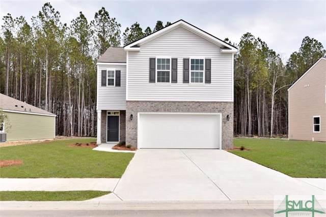 113 Troupe Drive, Pooler, GA 31407 (MLS #217153) :: Heather Murphy Real Estate Group