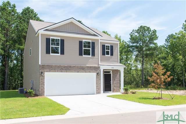 105 Troupe Drive, Pooler, GA 31322 (MLS #217154) :: Heather Murphy Real Estate Group