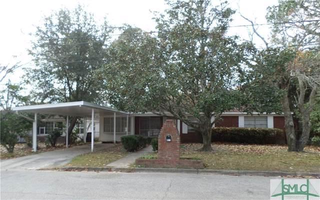 1823 Mitchell Street, Savannah, GA 31405 (MLS #217158) :: Liza DiMarco