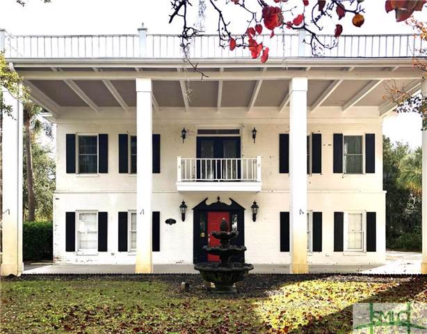 101 Brevard Court, Savannah, GA 31410 (MLS #217159) :: The Sheila Doney Team