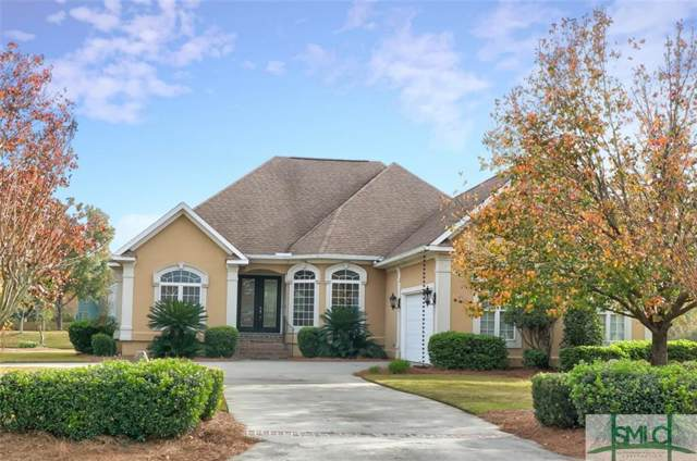 753 Southbridge Boulevard, Savannah, GA 31405 (MLS #217160) :: The Arlow Real Estate Group