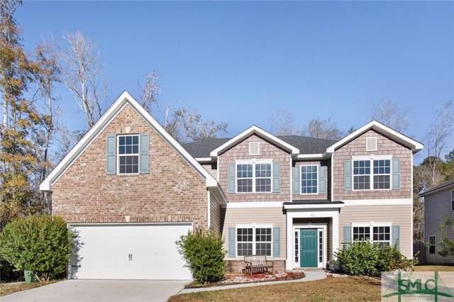 52 Litchfield Drive, Savannah, GA 31419 (MLS #217162) :: Robin Lance Realty