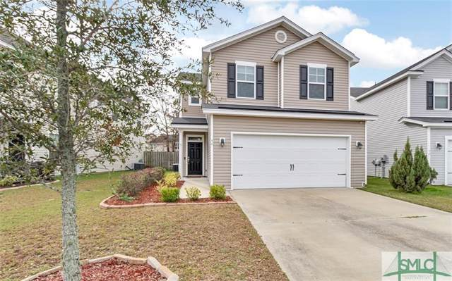 48 Spring Lake Circle, Pooler, GA 31322 (MLS #217163) :: McIntosh Realty Team