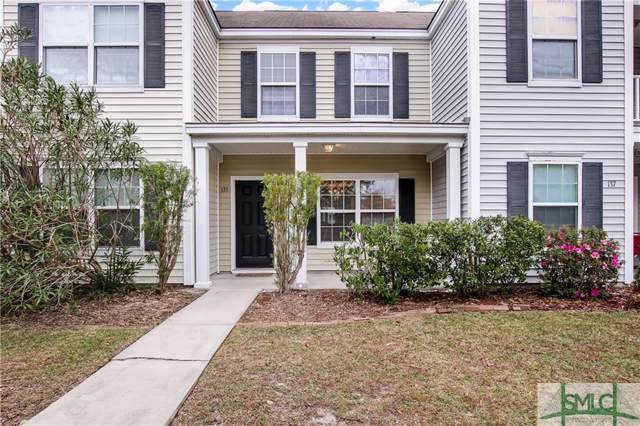 135 Fairgreen Street, Savannah, GA 31407 (MLS #217173) :: The Arlow Real Estate Group