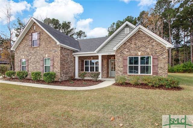 803 Walthour Drive, Rincon, GA 31326 (MLS #217174) :: The Randy Bocook Real Estate Team