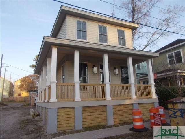 1507 Price Street, Savannah, GA 31401 (MLS #217189) :: The Arlow Real Estate Group