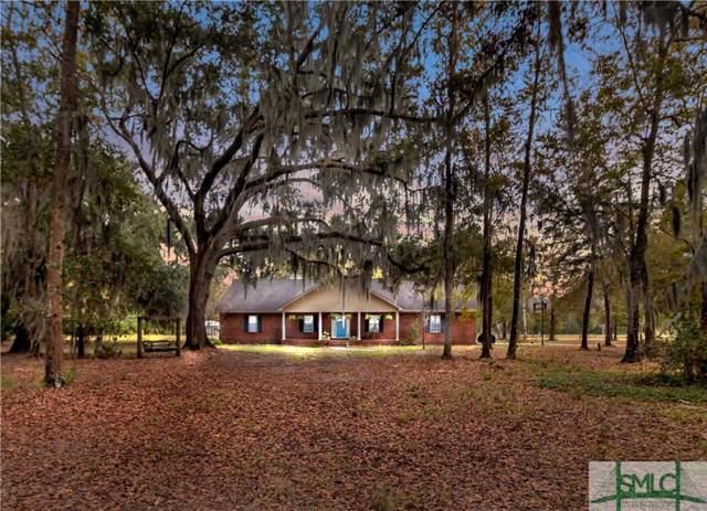 260 Stillfield Lane, Richmond Hill, GA 31324 (MLS #217202) :: The Arlow Real Estate Group