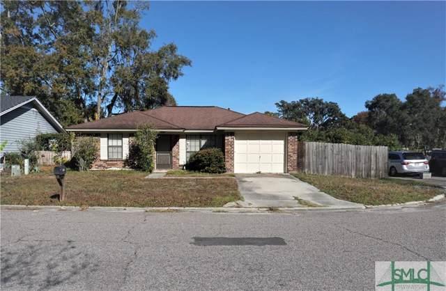 134 Hunt Club Court, Savannah, GA 31406 (MLS #217203) :: The Randy Bocook Real Estate Team