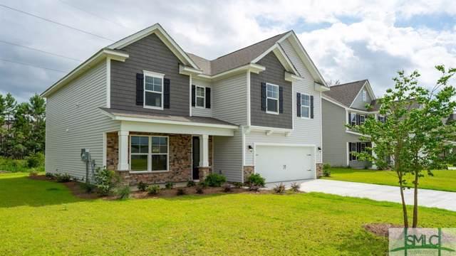66 Palmer Place, Richmond Hill, GA 31324 (MLS #217205) :: The Randy Bocook Real Estate Team