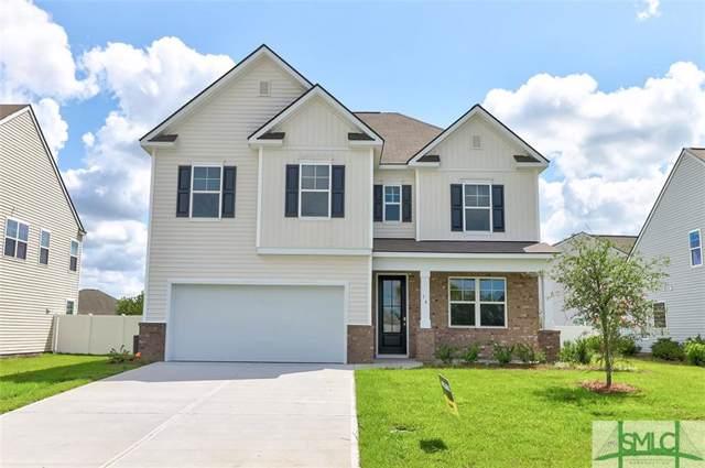 62 Palmer Place, Richmond Hill, GA 31324 (MLS #217206) :: The Randy Bocook Real Estate Team