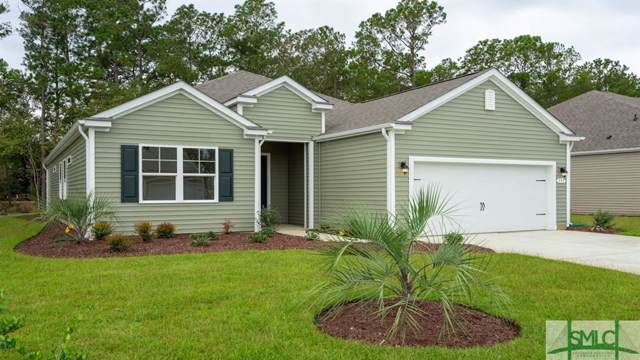 58 Palmer Place, Richmond Hill, GA 31324 (MLS #217209) :: Liza DiMarco