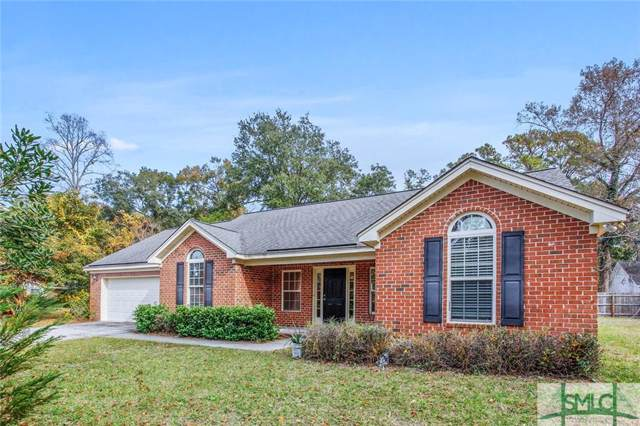 1016 Lora Street, Savannah, GA 31410 (MLS #217210) :: The Arlow Real Estate Group