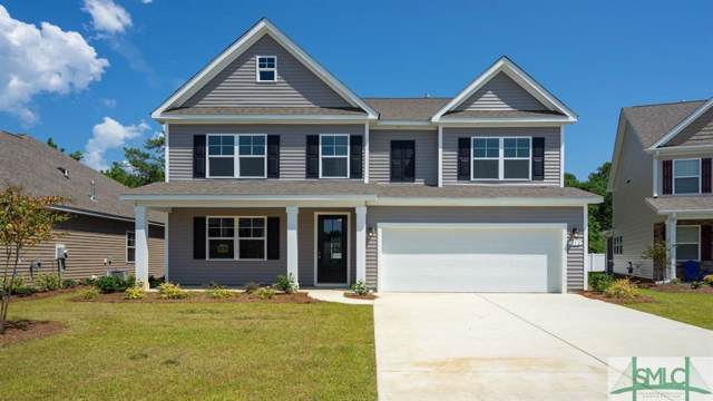 59 Palmer Place, Richmond Hill, GA 31324 (MLS #217212) :: The Arlow Real Estate Group