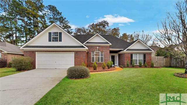 150 Village Lake Drive, Pooler, GA 31322 (MLS #217216) :: The Arlow Real Estate Group