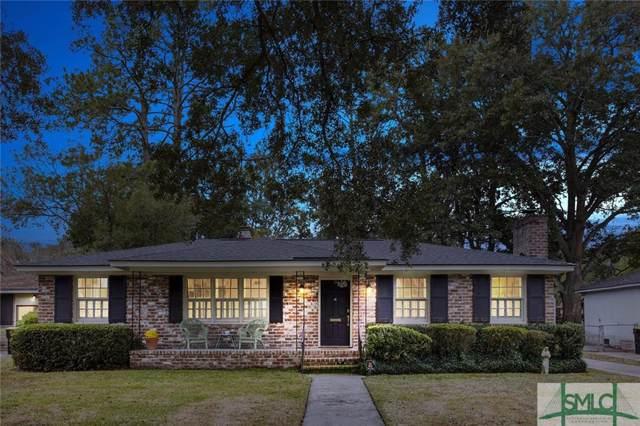 31 Althea Parkway, Savannah, GA 31405 (MLS #217217) :: The Arlow Real Estate Group