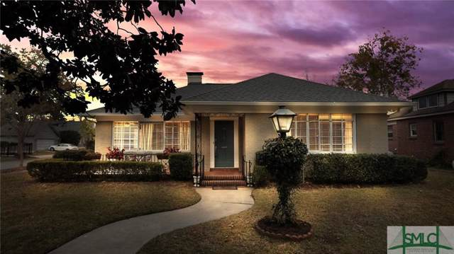 302 E 55th Street, Savannah, GA 31405 (MLS #217222) :: The Arlow Real Estate Group