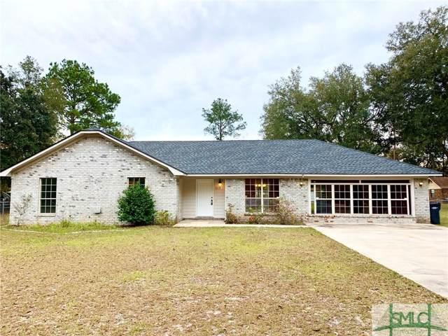117 Ole Oak Road, Allenhurst, GA 31301 (MLS #217235) :: Liza DiMarco