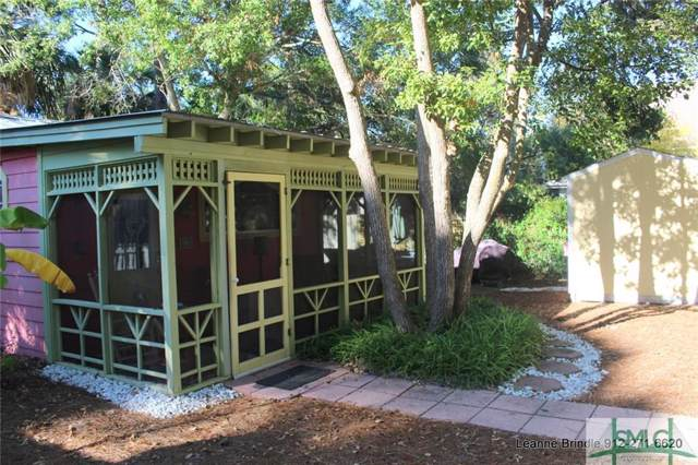 1209 6th Avenue, Tybee Island, GA 31328 (MLS #217236) :: The Arlow Real Estate Group