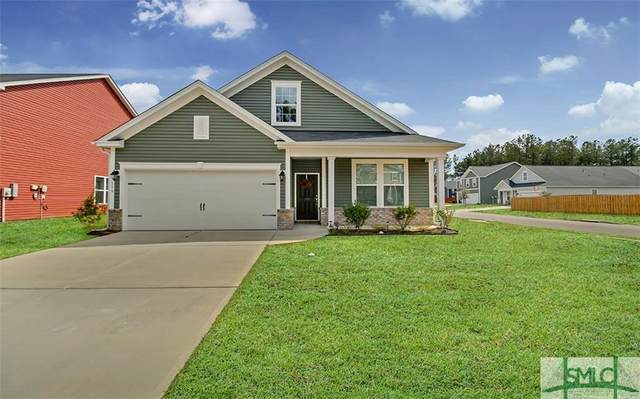 115 Tanzania Trail, Pooler, GA 31322 (MLS #217242) :: The Sheila Doney Team