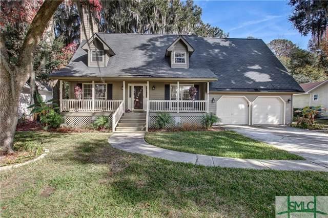115 Copperfield Drive N, Savannah, GA 31410 (MLS #217246) :: The Arlow Real Estate Group