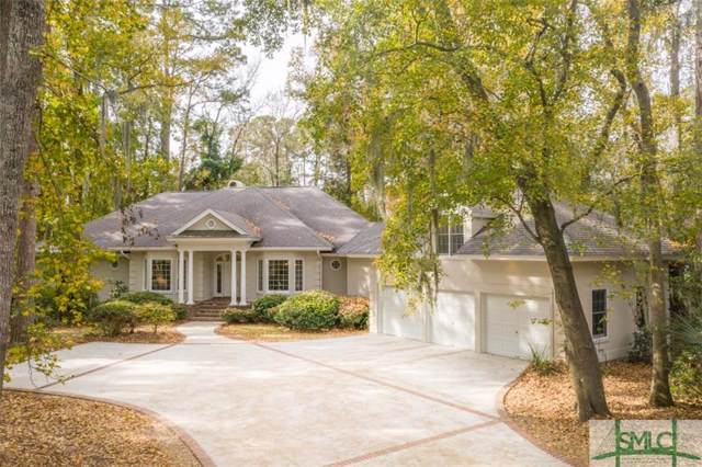 4 Kertrel Lane, Savannah, GA 31411 (MLS #217248) :: The Sheila Doney Team